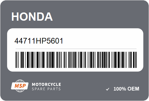 HONDA 44711-HP5-601 TIRE 24X8-12